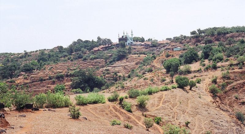 Vishalgadbaba Dargah, Vishalgad