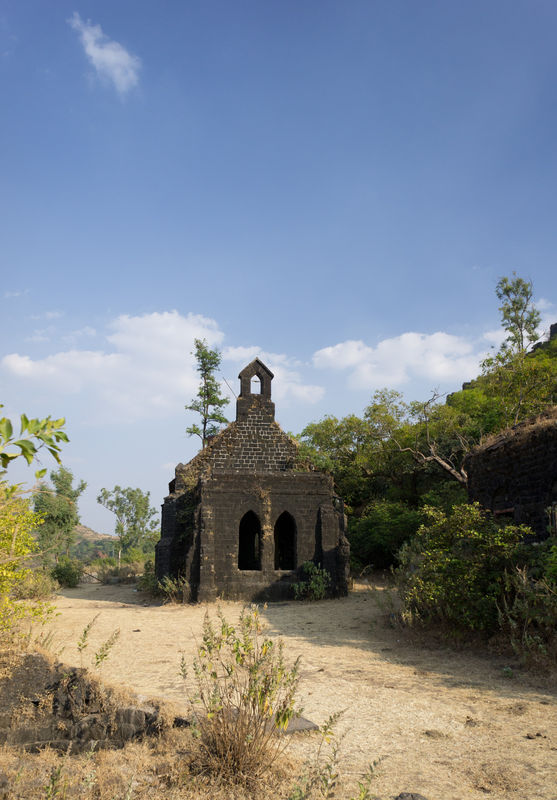 Church from the British Raj