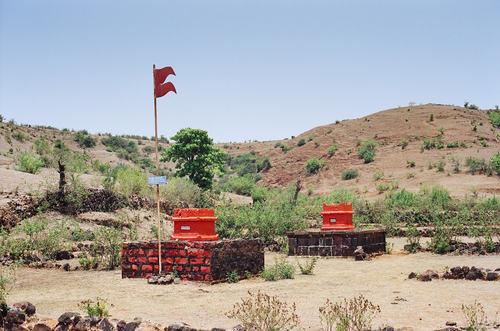 Samadhi of Baji Prabhu Deshpande, Vishalgad